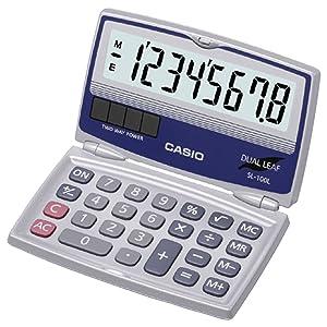 Casio Basic Solar Folding Compact Calculator