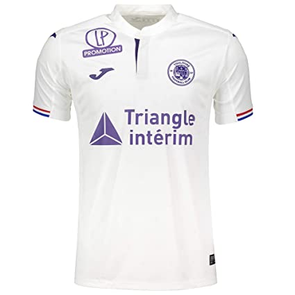 Amazon.com   Joma 2018-2019 Toulouse Away Football Soccer T-Shirt ... 385fb191a