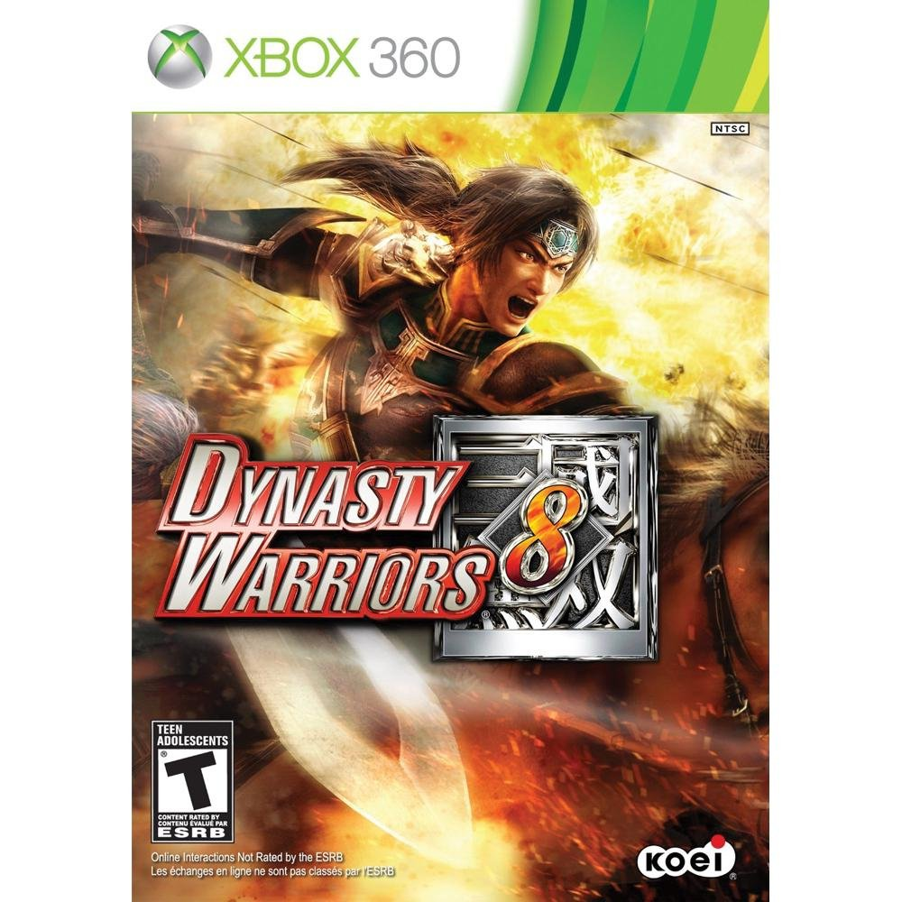 Amazon.com: Dynasty Warriors 8 - Xbox 360: Video Games