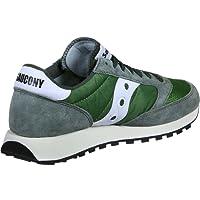 Saucony, Uomo, Jazz O Vintage, Suede/Nylon, Sneakers, Verde