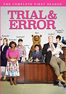 Book Cover: Trial & Error: The Complete First Season
