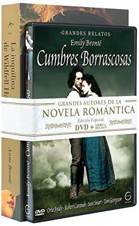 Cumbres Borrascosas Libro La Inquilina De Wildfell Hall Dvd Orla Brady Robert Cavanah Sara Smart Tom Georgeson Crispin Bonham Carter David Skynner Lwt And Wgbh Boston Movies Tv