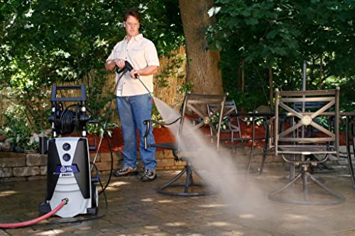 AR Blue Clean AR390SS  is one of the best electric pressure washer on the market.