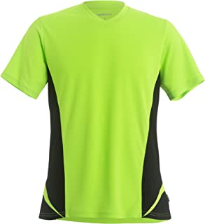 product image for Gamegear Mens Cooltex V-Neck Short Sleeved Team Top/Mens Sportswear