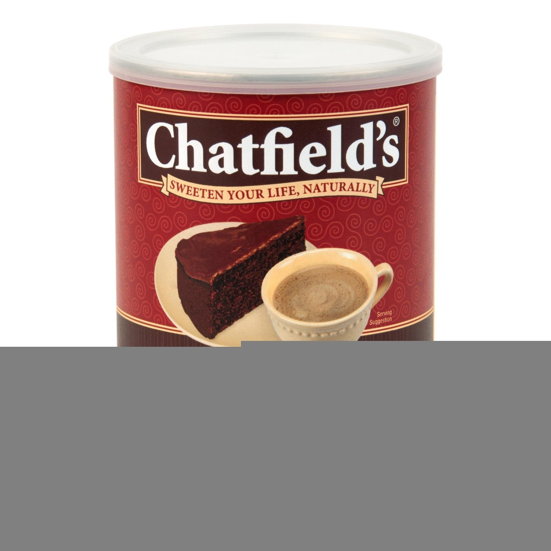 Chatfield's All Natural Carob Powder 16 oz (Pack of 2)