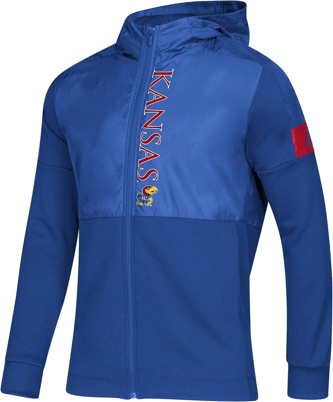 adidas NCAA mens Locker Room Game Mode Full Zip Jacket