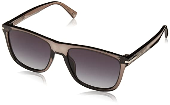 Amazon.com: Sunglasses Marc Jacobs 221 /S 0R6S Gray Black ...