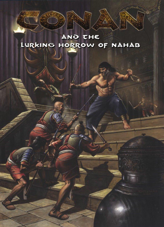 Conan And The Lurking Terror Of Nahab (Conan Series) PDF ePub fb2 book