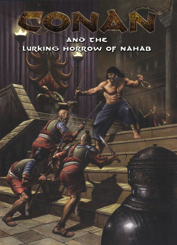 Conan And The Lurking Terror Of Nahab (Conan Series) PDF Text fb2 ebook