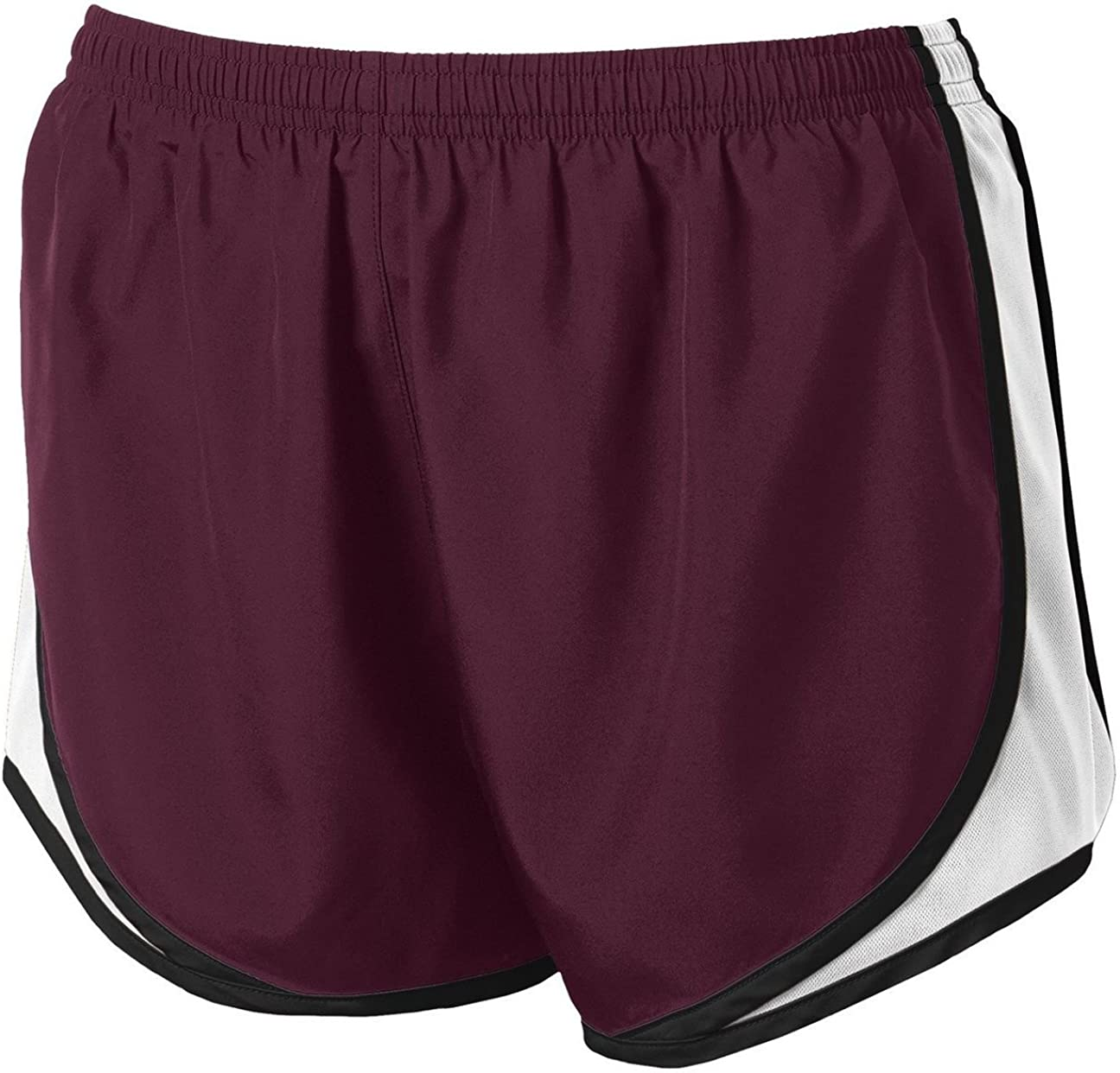 Clothe Co Ladies Moisture Wicking Sport Track Field Running Shorts