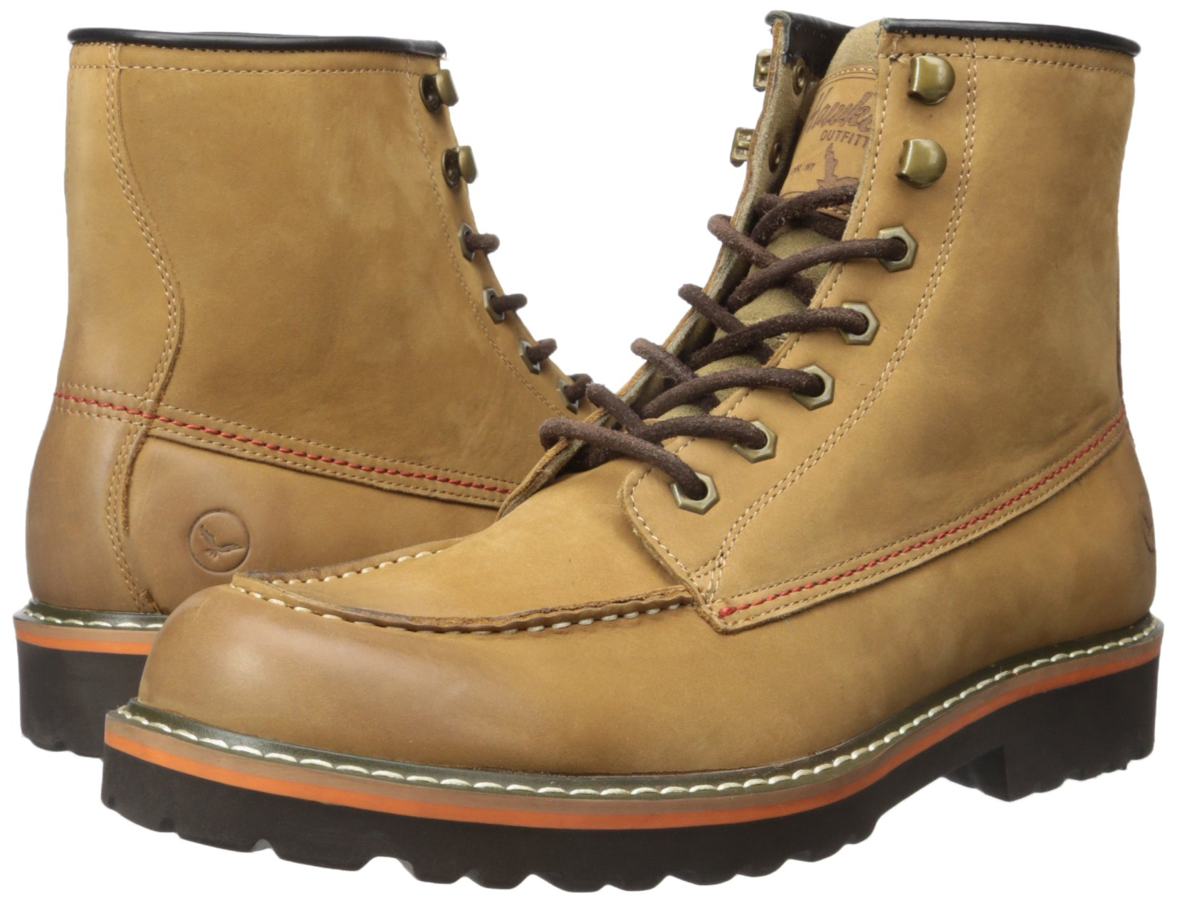 Hawke & Co Men's Harrison Work Boot, Wheat, 10.5 M US by Hawke & Co (Image #6)