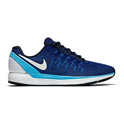 Nike Mens Air Zoom Odyssey 2 DEEP ROYAL BLUE/SUMMIT WHITE-BLUE GLOW 8.0