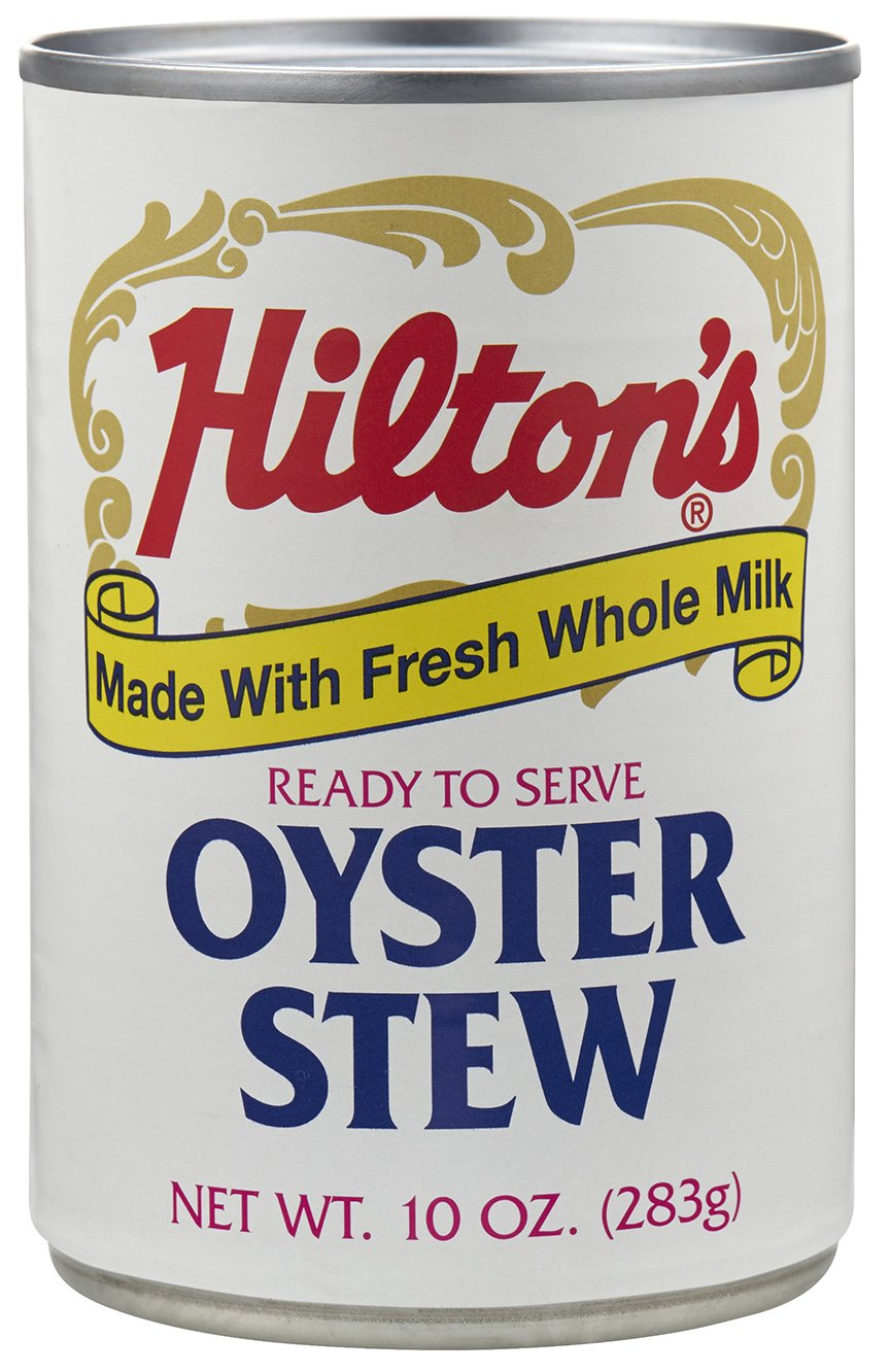 Amazon Com Hilton S Oyster Stew 10 Oz Can Grocery Gourmet Food