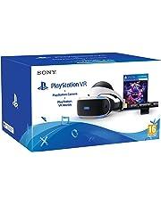 Sony - PlayStation VR Casco De Realidad Virtual Mk4/SPA + VR Worlds + Cámara (PS4)