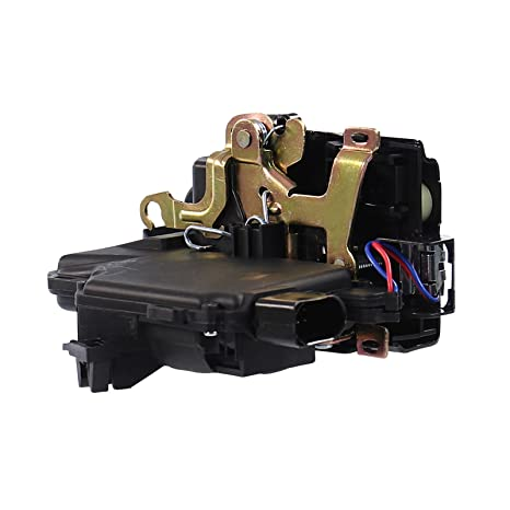 1x Cerradura con microinterruptor delantera izquierda Lado conductor SEAT AROSA 6H 1997-99; SEAT