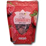 Nutty & Fruity Dried Strawberry- Soft and Juicy
