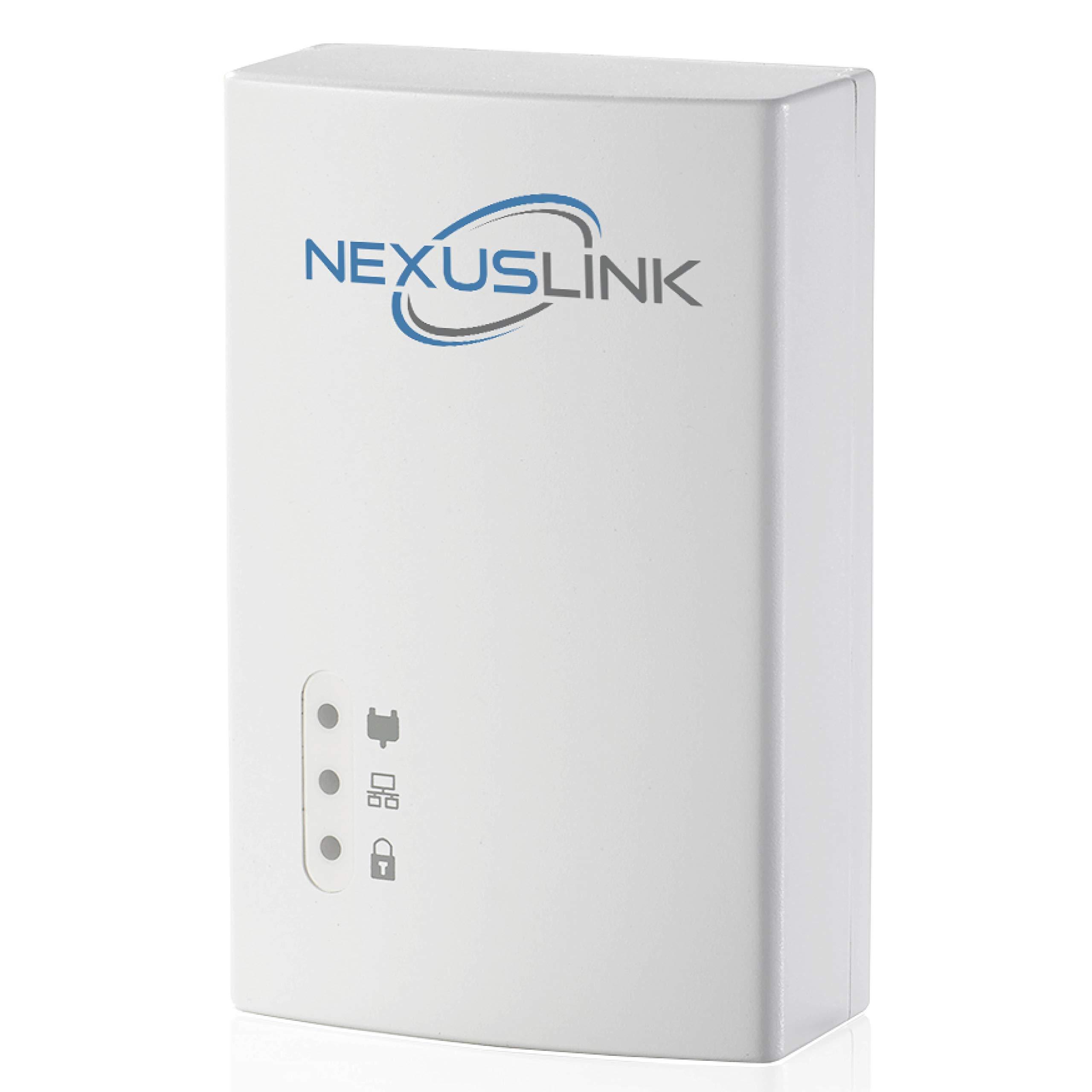 NexusLink Powerline G.hn Powerline Adapter   1200Mbps (GPL-1200) by NEXUSLINK