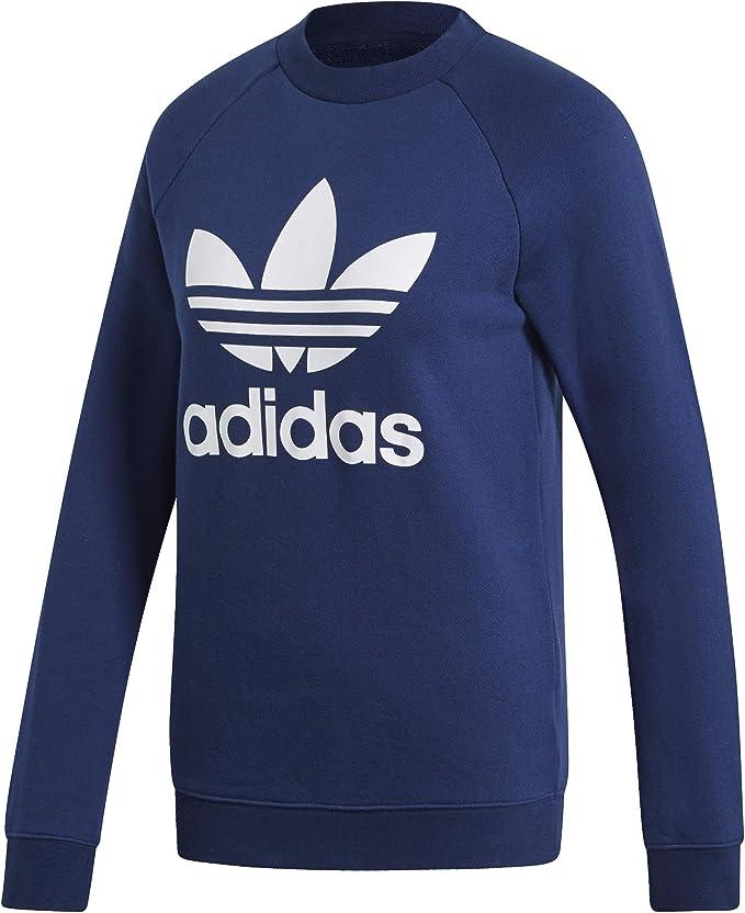 Adidas Originals Felpa Donna Dv2625 Trf Crew Sweat: Amazon