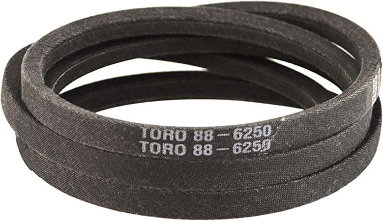 Amazon.com: Toro 88 – 6250 V-belt: Jardín y Exteriores