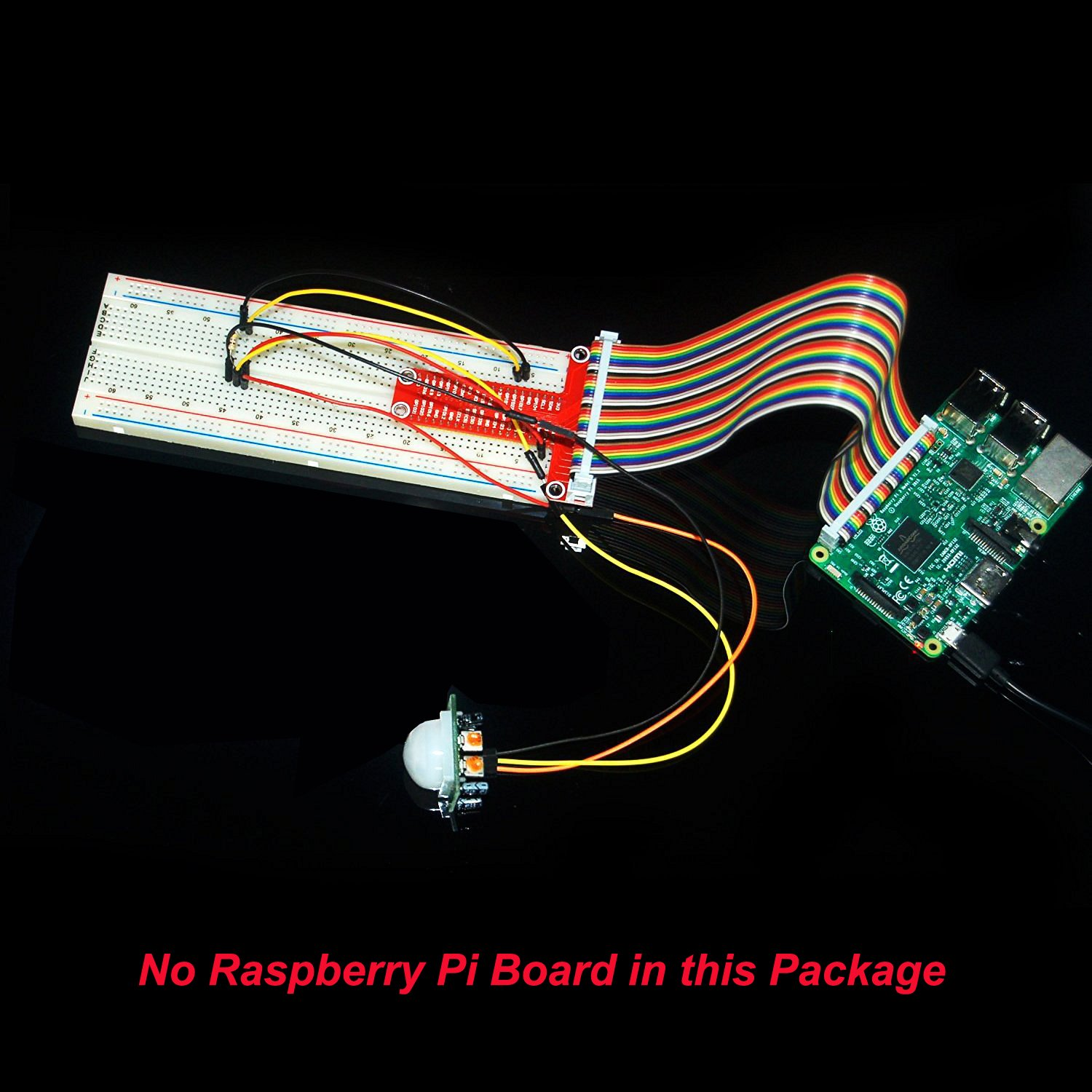 Osoyoo Raspberry Pi 3 Zero W Diy Basic Starter Learning Need Help With My Game Show Buzzer Electronics Forum Circuits Kit 2018 Updated For Beginners Home Improvement