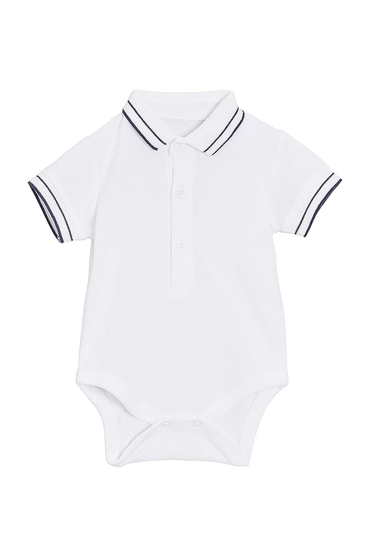 next Bebé-Niños Body con Diseño De Polo (0 Meses - 2 Años) Blanco ...