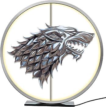 Game of Thrones LED Stark Crest Lamp