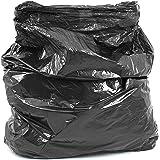 Medium Duty Black Refuse Sack Bin Bags Boxed (Per 200)