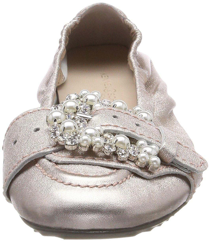 Kennel und Schmenger Damen Beige Malu Geschlossene Ballerinas, Beige Damen (Nudo/Crystal) c4f8d9