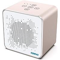 Máquina de ruido blanco, máquina de sonido RENPHO para dormir bebé, adulto con 36 sonidos relajantes y función de…