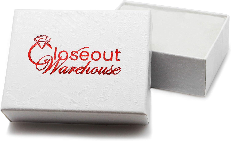 CloseoutWarehouse 925 Sterling Silver Designer Snake Ring