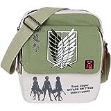 Veediyin Canvas Crossbody Purse Bag Travel Shoulder handbags Cosplay Bag