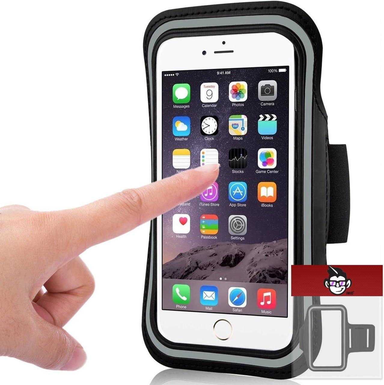Quality Gym Running Sports Workout Armband Phone Case For Motorola One Macro
