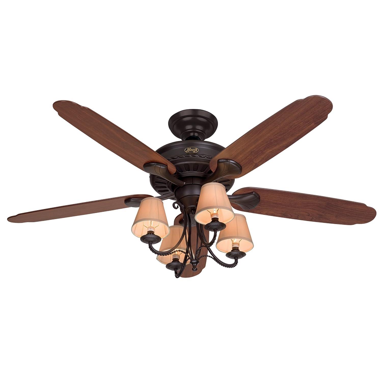 Amazon Hunter Cortland 54 Inch Ceiling Fan with