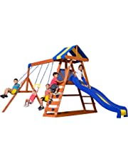 Amazon Com Play Sets Playground Equipment Toys Games Play