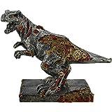 Steampunk Mechanical T-Rex Tyrannosaurus Rex Dinosaur Figurine Statue
