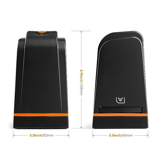 Escáner de Diapositivas de alta resolución Diapositivas para ...