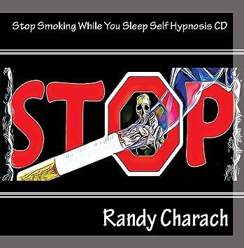 Charach - Stop Smoking While You Sleep Self Hypnosis CD - Amazon com