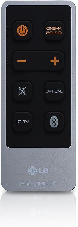 LG LAP240 - Barra de sonido de 320W para Bluetooth (5), negro ...