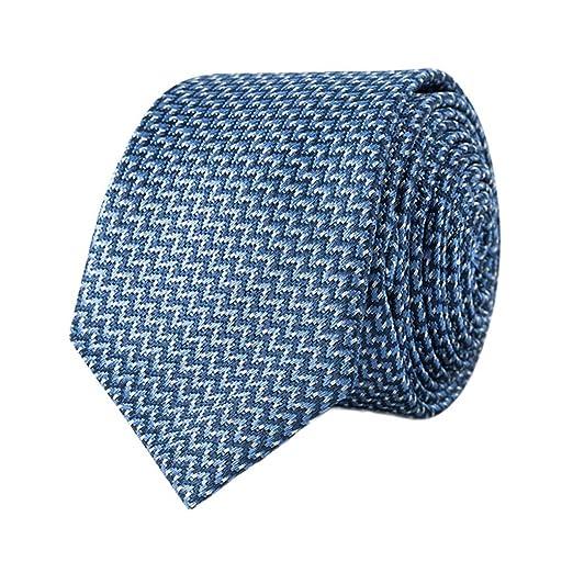 Corbata de Seda para Hombre de Negocios Corbata de Boda de otoño e ...