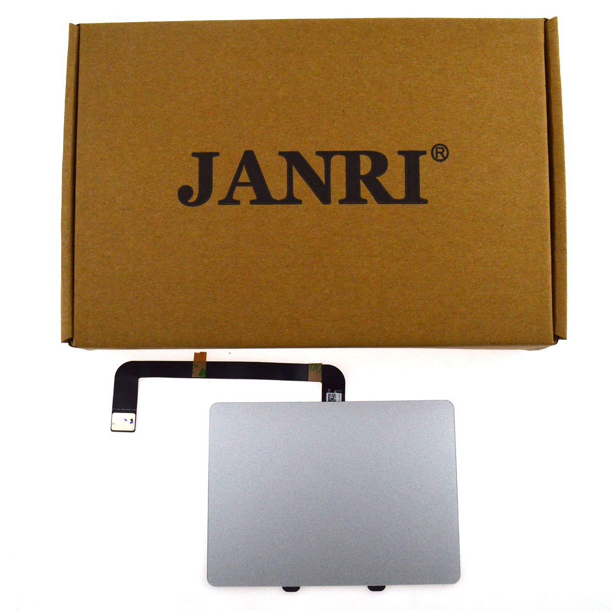 JANRI Replacement Touchpad Trackpad Mouse with Cable for MacBook Pro 15'' unibody A1286 (Mid 2009, Mid 2010, Early 2011, Late 2011, Mid 2012) 922-9035 922-9306 922-9749 821-0832-A