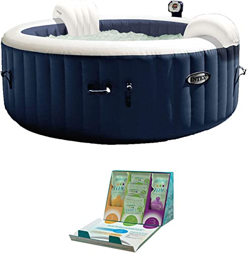 Intex PureSpa 4 Person Inflatable Hot Tub