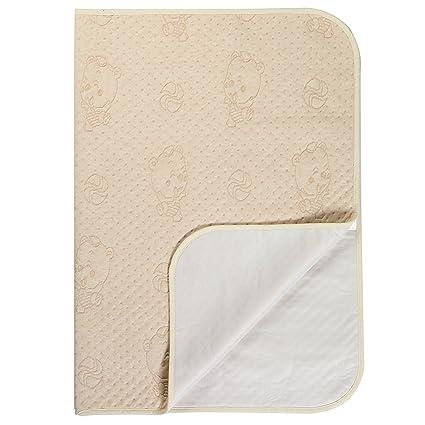 Sábana impermeable lavable y resistente al agua – Protector de colchón de incontinencia para bebés y