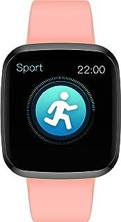 Amazon.com: Smart Watch, M26 Bluetooth LED Light Display ...