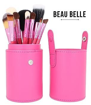 Beau Belle Brochas Maquillaje - Kit 12 Brochas Maquillaje ...