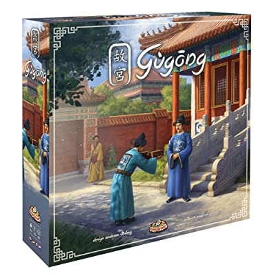 Tasty Minstrel Games Gugong: Toys & Games