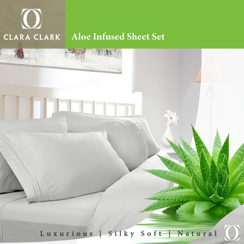 Luxury Bed Sheet Set - Soft MICRO SILK Sheets