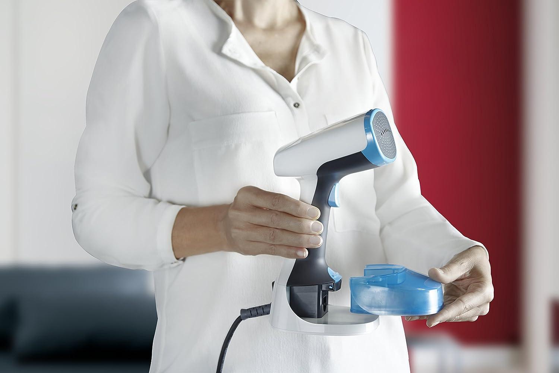 Potenza 1000 W Rowenta DR7000 Access Steam Nessuna Necessit/à di Usare lAsse da Stiro Stiratore Verticale