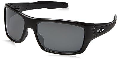 fae9d777656370 Lunettes de Soleil Oakley Turbine Polished Black   Black Iridium Polarized