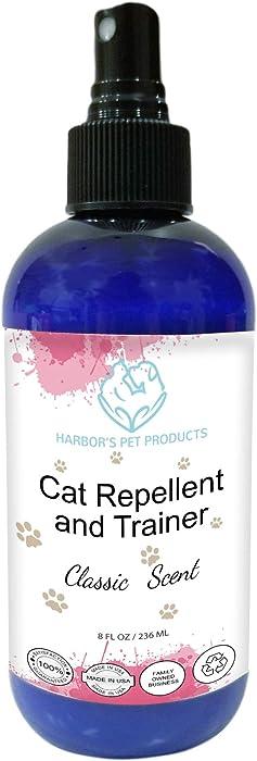 The Best Cat Citrus Repellant For Furniture Rugs