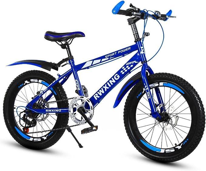 CivilWeaEU- Bicicleta de montaña de la Velocidad de los niños ...